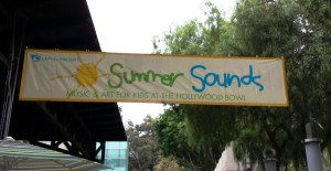 Summer Sounds at the Hollywood Bowl