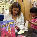 Lulu in La La Land Book Signing