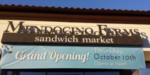 Mendocino Farms – New Restaurant Opening in Sherman Oaks!