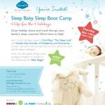 Sleep Baby Sleep Boot Camp