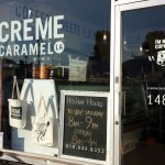 Visiting Crème Caramel in Sherman Oaks