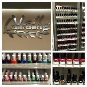 Fun Girls Night Out at the Nail Garden