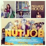 The Nut Job Premiere