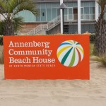 Celebrating the 5th Anniversary of the Annenberg Community Beach House