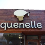 Visiting Quenelle in Burbank
