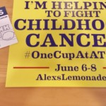 Alex Lemonade Stand – Fighting to Cure Childhood Cancer #OneCupAtATime