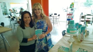 Meeting Alison Sweeney – Author, Actress & Mother
