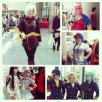 Anime Expo 2014 in Downtown Los Angeles