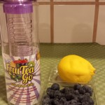 FruiTea2Go™ – Fruit and Veggie Infused Water Bottles!