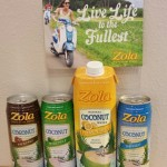 Zola Coconut Water Lemonade