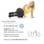 Lithe Tour Arriving at West Hollywood's Palihouse
