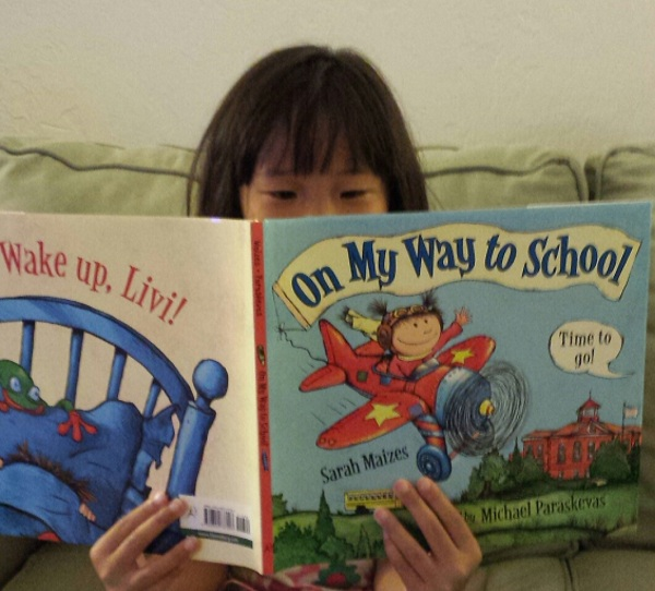 OnMyWayToSchool_Reading