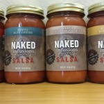 NAKED Infusions – Fresh & Creative Salsa Product Line