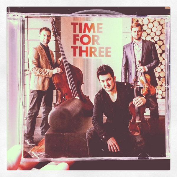 Time For Three_CD Cover
