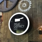 Dining at Meat District Co. in Pasadena