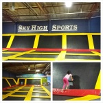 Sky High Sports: The Trampoline Place