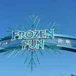 Frozen Fun at Disney California Adventure!