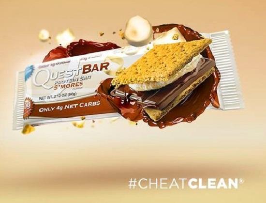 (Image credit: Quest Nutrition, LLC.)