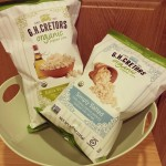 Healthy Oscar Viewing Snacking with G.H. Cretors Organic Popcorn