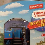 Exploring the Rails with Thomas & Friends + Giveaway!