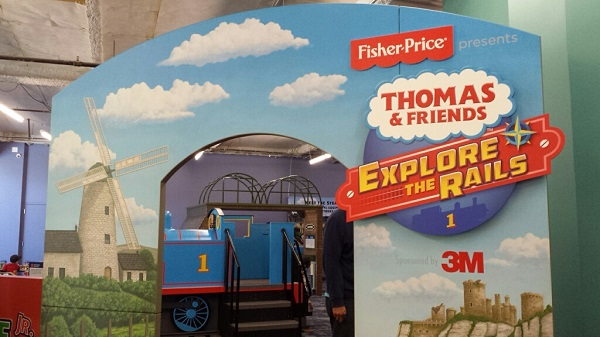 Thomas and Friends_Signage