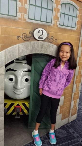 Thomas and Friends_Thomas Station