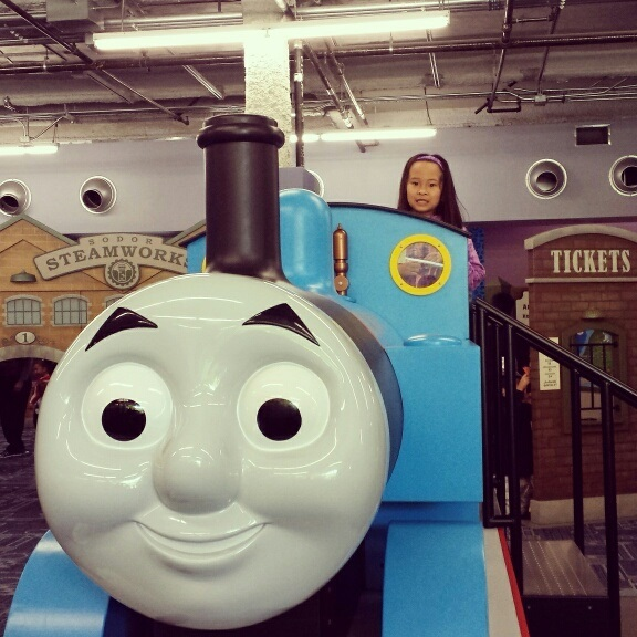 Thomas and Friends_Train