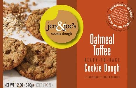 (Image credit: Gourmet Frozen Cookies, Inc.)