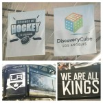 Exploring Science of Hockey with the LA Kings at Discovery Cube LA