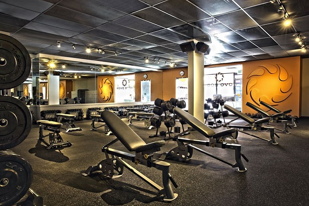 [Image credit: Novo Body Fitness]