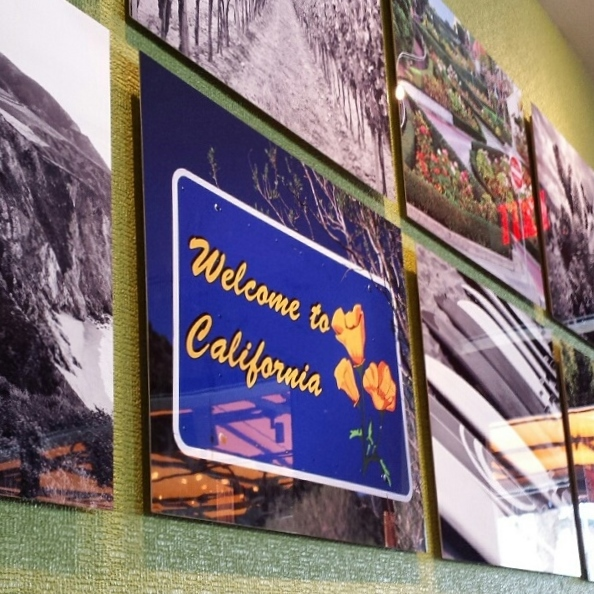 Checking Out The Seasonally Inspired Menu At California