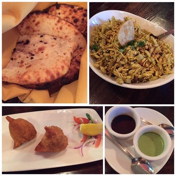 Mint Leaf Indian Cuisine Appetizers