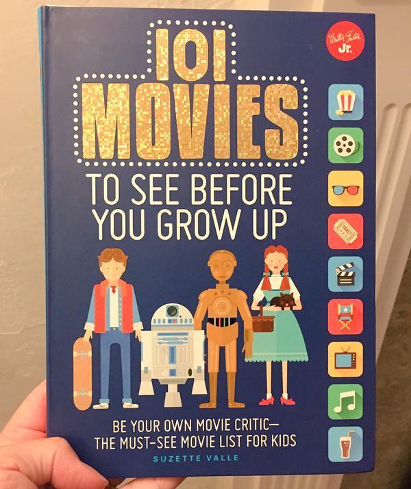 101 Movies_Book Image