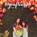 Fleurish – Where #YouFleurish at the Floral Bar!