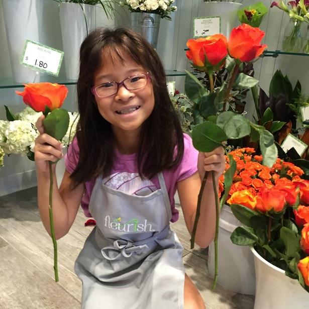 Fleurish - Picking Flowers