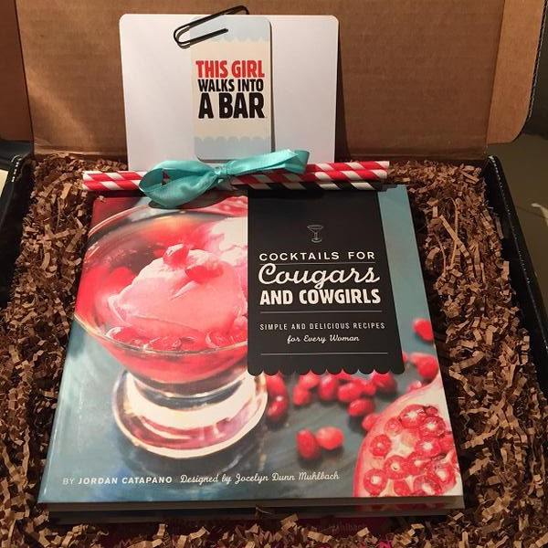 Cocktails Giveaway Box