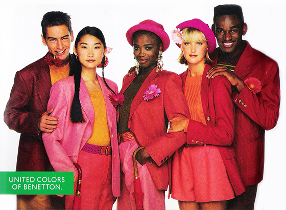 (Image source: United Colors of Benetton)