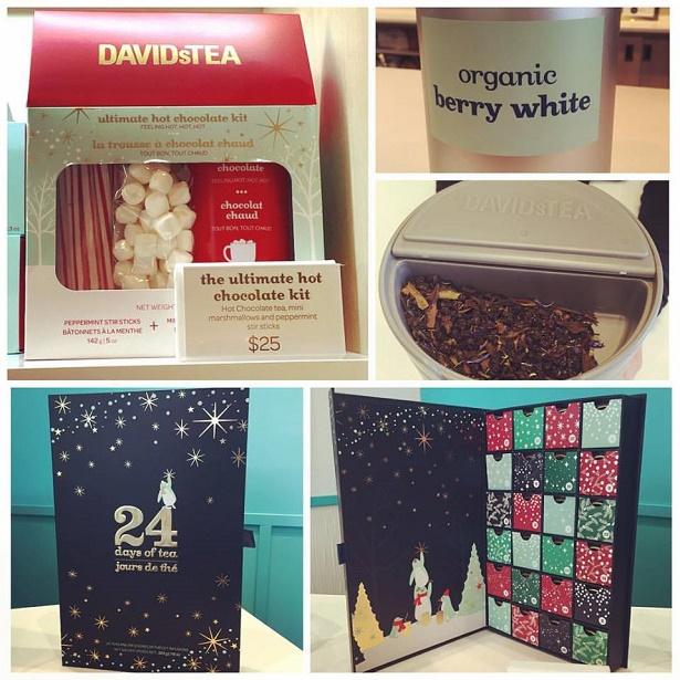 DAVIDsTEA_Holiday Product