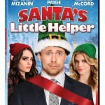 "NEW Holiday Movie ""Santa's Little Helper"" Out on DVD + Giveaway"