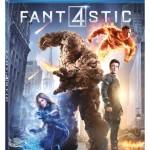 #Fantastic4 Blu-Ray Giveaway + FREE Printables
