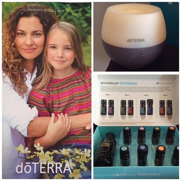 dōTERRA_products