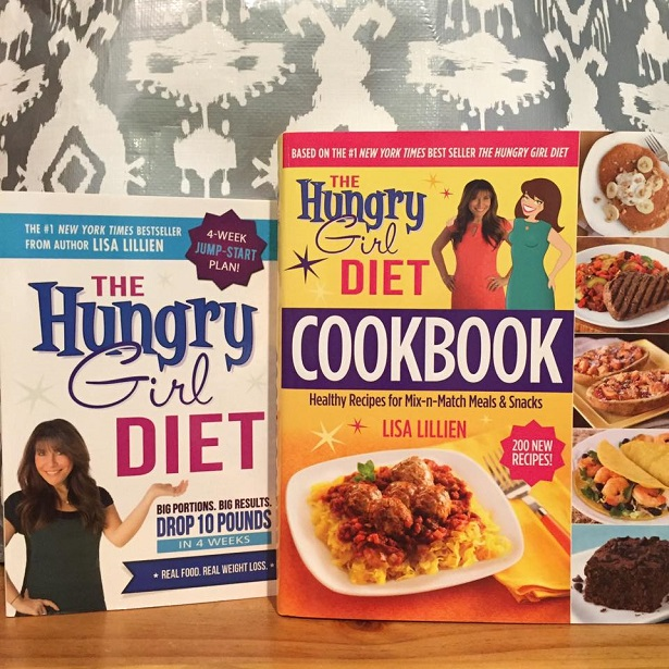 Hungry Girl_Book Giveaway