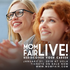 Join Me at MomFair LIVE + A Ticket Giveaway
