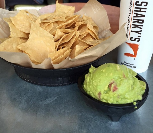 Sharky's Chips and Guac