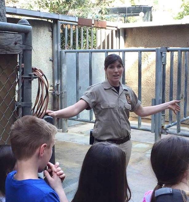 Hippo Encounter_Jen G Zookeeper