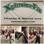 XplosiveFit – Punching My Way Through the KickFit Class!