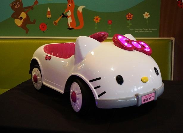 Dynacraft - Hello Kitty Car