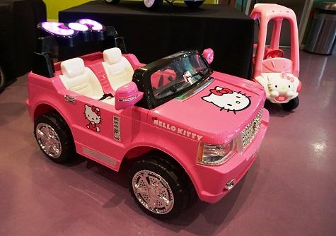 Dynacraft - Hello Kitty SUV