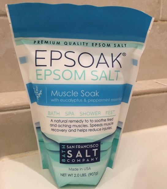 Epsoak Epsom Salt_Muscle Soak