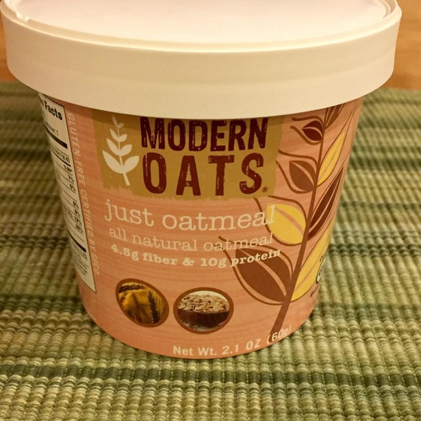 Modern Oats_Just Oatmeal
